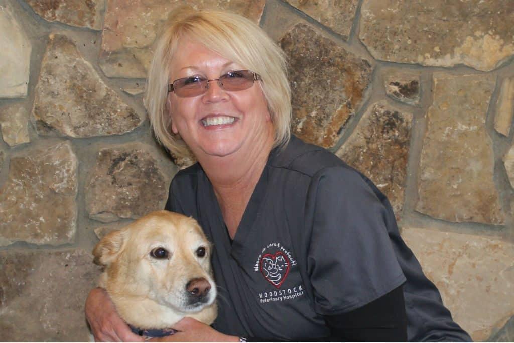 Woodstock Veterinary Hospital-Kathy Loyd
