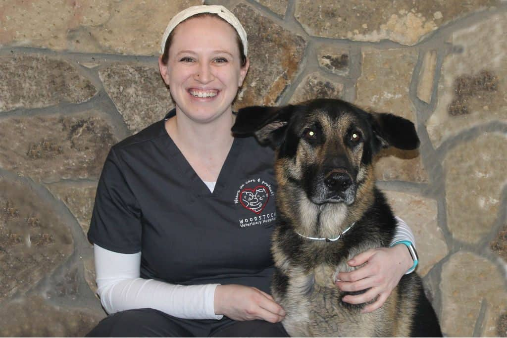 Woodstock Veterinary Hospital-Britni Jahnke