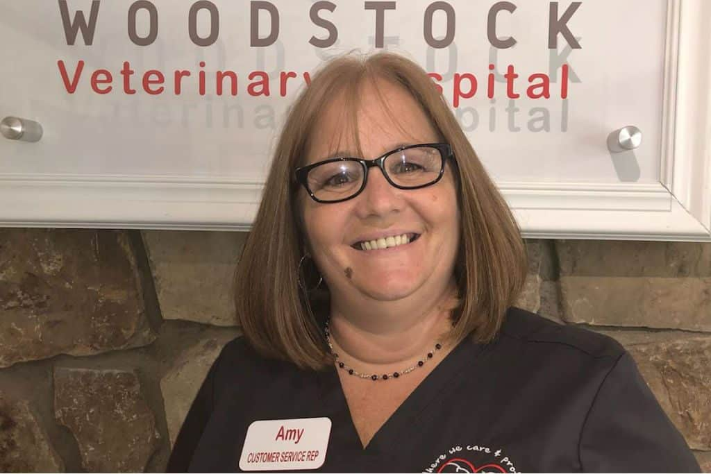 Amy-Woodstock Veterinary Hospital Staff